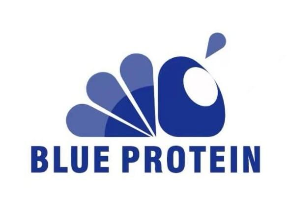 blue protein
