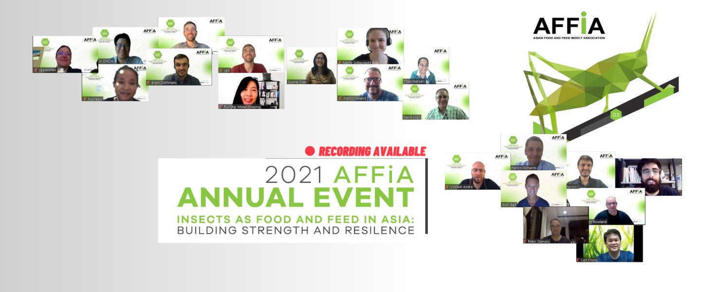 affia annual event recording
