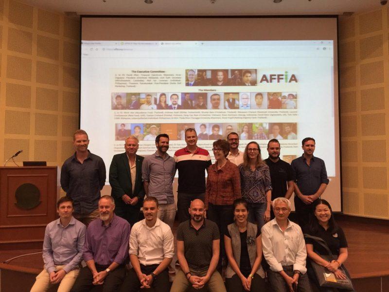 2019: AFFIA Annual Event at Kasetsart University